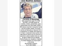 June Beatrice Jackson  photo