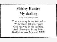 Shirley Hunter  photo