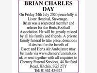 BRIAN CHARLES DAY photo