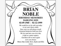 Brian Noble photo