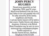 JOHN PERCY HUGHES photo