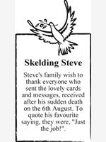 Skelding Steve photo