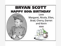 Bryan Scott photo