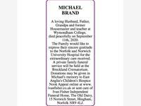 MICHAEL BRAND photo