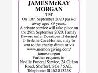 JAMES McKAY MORGAN 'JIM' photo