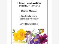Elaine Faud Wilson photo