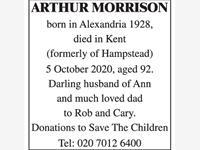 ARTHUR MORRISON photo