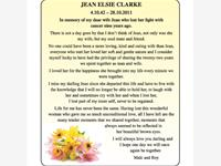 Jean Elsie Clarke photo