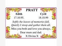 PRATT - Edith & Cyril photo