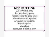 Ken Botting photo