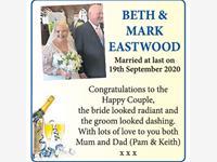 Beth & Mark Eastwood photo