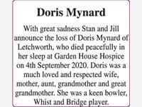 Doris Mynard photo