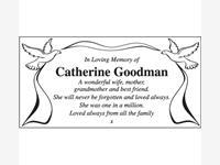 Catherine Goodman photo