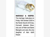 MARIGOLD/HARPER OLIVER and JANE photo