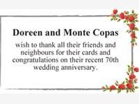 Doreen and Monte Copas photo