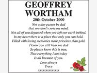Geoffrey Wortham photo