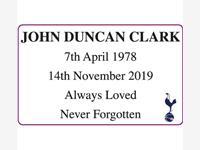 John Duncan Clark photo