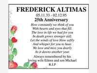 Frederick Altimas photo