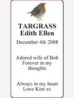 TARGRASS Edith Ellen photo