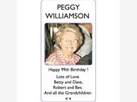 PEGGY WILLIAMSON photo