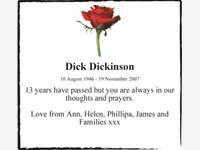 Dick Dickinson photo