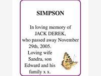 JACK DEREK SIMPSON photo