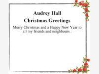 Audrey Hall photo
