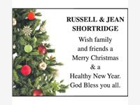 Russell & Jean Shortridge photo