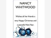 NANCY WHITWOOD photo