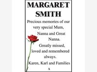 Margaret Smith photo