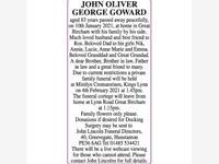 JOHN OLIVER GEORGE GOWARD photo