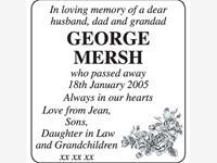 George Mersh photo