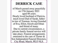 DERRICK CASE photo