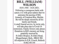 BILL WILSON photo