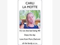 CARLI LA MOTTE photo