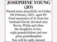 JOSEPHINE YOUNG photo