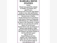 BARBARA STAINES photo