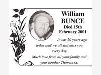 WILLIAM BUNCE photo