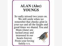 ALAN (Alec) YOUNGS photo
