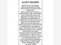JANET SHARPE photo
