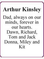 Arthur Kinsley photo