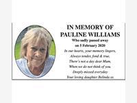 Pauline Williams photo