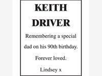 KEITH DRIVER photo