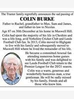 COLIN BURKE photo