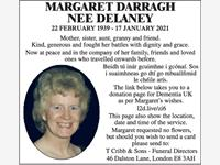 MARGARET DARRAGH photo