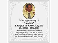 'Smokey' Sanjeevi Nadarajan photo