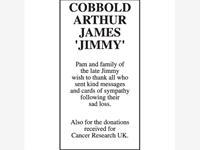 Arrthur James 'Jimmy' Cobbold photo