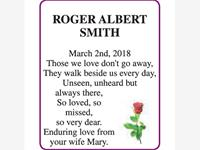 ROGER ALBERT SMITH photo