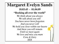 Margaret Evelyn Sand photo