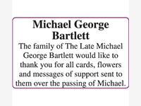 Michael George Bartlett photo
